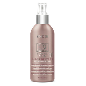 AMEND LUXE CREATIONS BLONDE CARE FLUÍDO RECONSTRUTOR