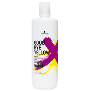 SCHWARZKOPF CHAMPÔ NEUTRALIZANTE GOOD BYE YELLOW