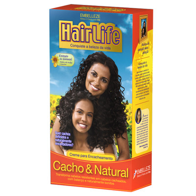 HAIRLIFE CACHO&NATURAL MANTEIGA KARITE 0184