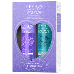 REVLON EQUAVE IB I.LOVE KIT BLONDE DETANGLING