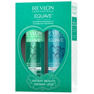 REVLON EQUAVE IB I.LOVE KIT VOLUMIZING DETANGLING