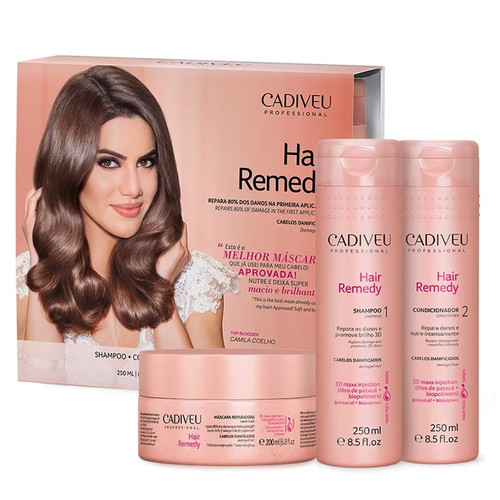 CADIVEU HAIR REMEDY 1