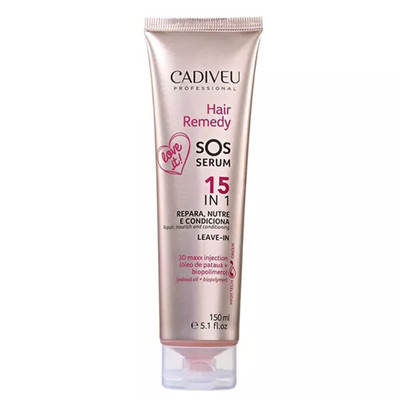 CADIVEU HAIR REMEDY SOS SÉRUM