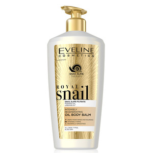EVELINE ROYAL SNAIL - INTENSELY REGENERATING OIL BODY BALM