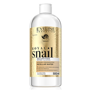EVELINE ROYAL SNAIL 3 IN 1 - ÁGUA MICELAR