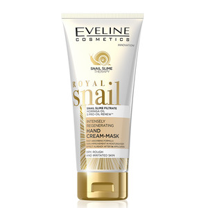 EVELINE ROYAL SNAIL - INTENSELY REGEN. HAND CREAM-MASK