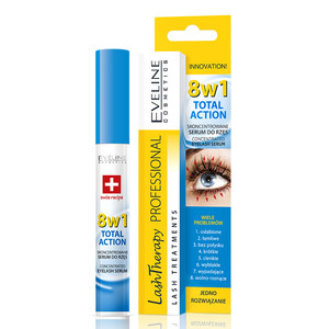 EVELINE LASH THERAPY PROF.CONCENTRATED EYELASH SERUM 8 IN 1