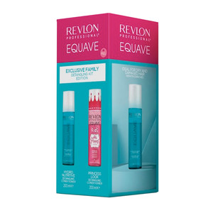 REVLON EQUAVE PACK DETANGLING FAMILY EDITION
