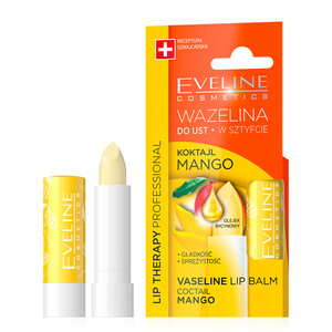 EVELINE LIP THERAPY SMOOTHING BALM COCKTAIL MANGO