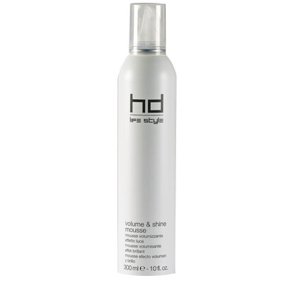 HD LIFE STYLE VOLUME  & SHINE MOUSSE