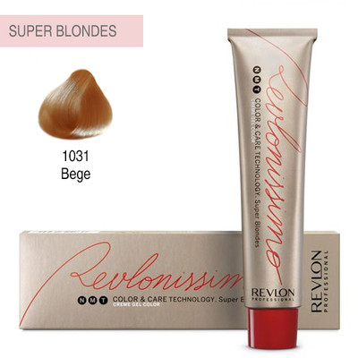 REVLONISSIMO NMT TINTA SUPER BLONDES 1031