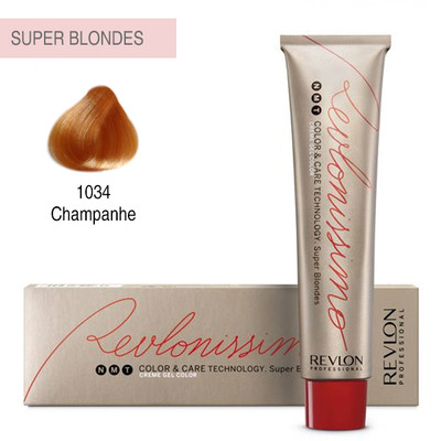 REVLONISSIMO NMT TINTA SUPER BLONDES 1034