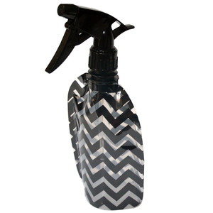 WET SPRAY BLACK CHEVRON 2564-C