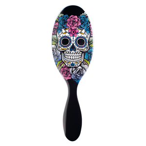 ESCOVA WET BRUSH SUGAR SKULL PURPLE