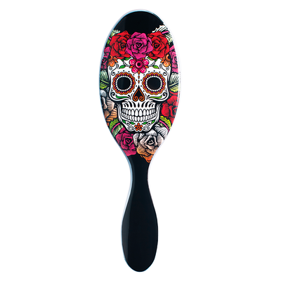 ESCOVA WET BRUSH SUGAR SKULL RED