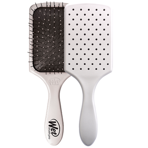 ESCOVA WET BRUSH RECTANGULAR PNEUMÁTICA PRATA