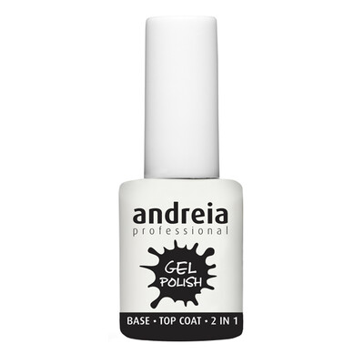 ANDREIA VERNIZ GEL BASE+TOP COAT