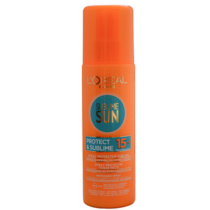 SUBLIME SUN PROTECT & SUBLIME SPRAY TOQUE SECO FPS15