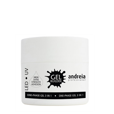 ANDREIA GEL BUILDER TRANSPARENT