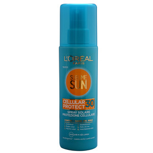 SUBLIME SUN CELLULAR PROTECT SPRAY FPS30