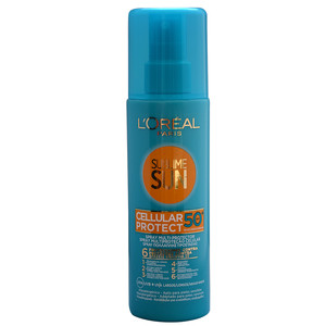SUBLIME SUN CELLULAR PROTECT SPRAY FPS50