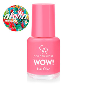 GOLDEN ROSE WOW NAIL COLOR VERNIZ Nº19