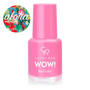 GOLDEN ROSE WOW NAIL COLOR VERNIZ Nº21
