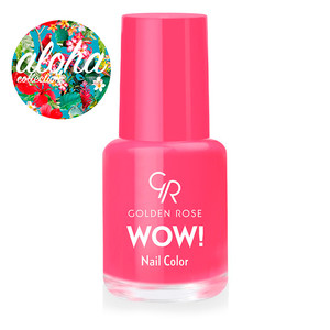 GOLDEN ROSE WOW NAIL COLOR VERNIZ Nº34