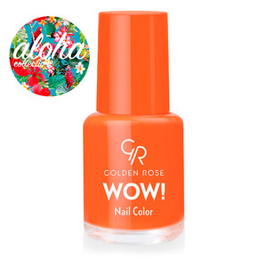 GOLDEN ROSE WOW NAIL COLOR VERNIZ Nº37