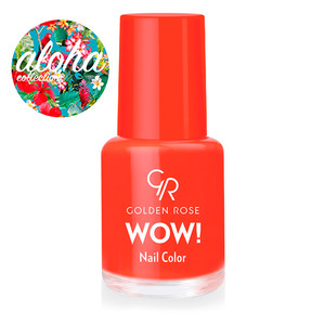 GOLDEN ROSE WOW NAIL COLOR VERNIZ Nº38