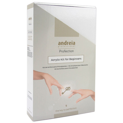 ANDREIA PROFECTION KIT ACRÍLICO P/PRINCIPIANTES