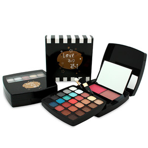 LOVE AND ART 25 M/B (25 SOMBRAS/2 BLUSHES)
