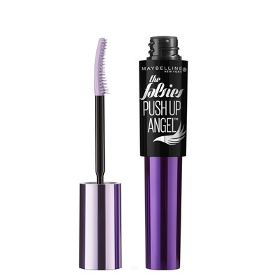 MAYBELLINE MÁSCARA FALSIES PUSH UP ANGEL BLACK
