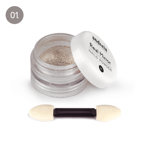 ANDREIA NAILS POWDER REAL MIRROR