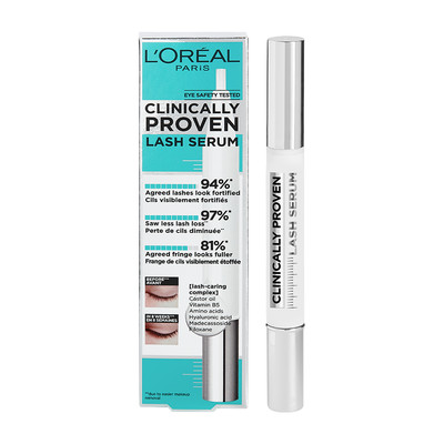 L'ORÉAL PARIS CLINICALLY PROVEN SÉRUM DE PESTANAS TRANSPARENTE