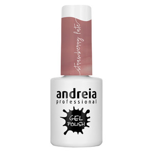 ANDREIA VERNIZ GEL NºCF4 - STRAWBERRY LATTE