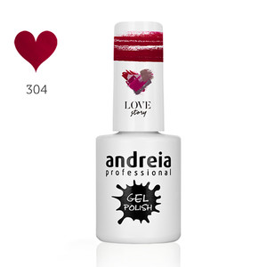 ANDREIA VERNIZ GEL Nº304 - FIRST KISS