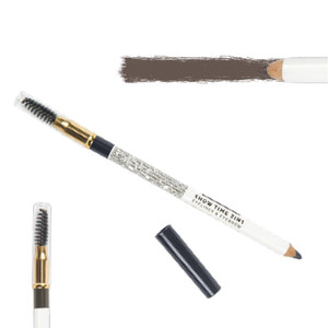 ANDREIA SHOW TIME 2 IN 1 EYELINER&EYEBROW - 02 DARK BROWN