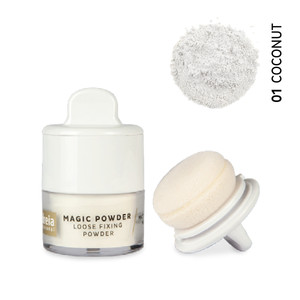 ANDREIA MAGIC POWDER - LOOSE FIXING POWDER - 01 COCONUT