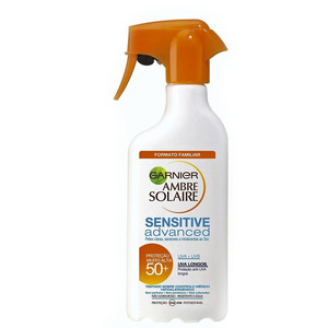 AMBRE SOLAIRE SPRAY SENSITIVE ADVANCED FPS 50+
