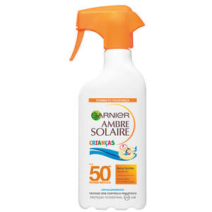 AMBRE SOLAIRE SPRAY KIDS FPS 50+