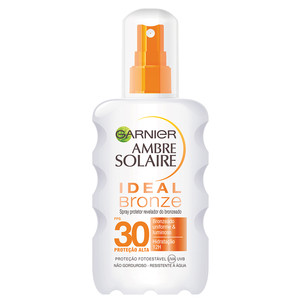 AMBRE SOLAIRE SPRAY IDEAL BRONZE FPS 30