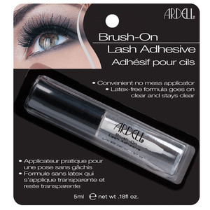 ARDELL BRUSH-ON STRIPLASH ADHESIVE CLEAR