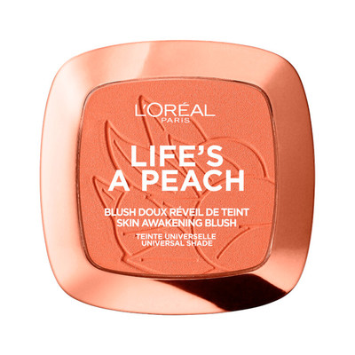 L'ORÉAL PARIS BLUSH LIFE'S A PEACH