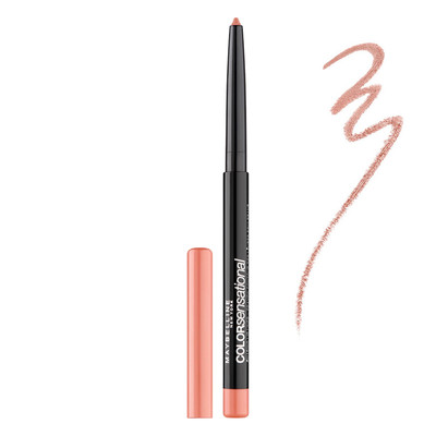MAYBELLINE COLOR SENSATIONAL SHAPING LIP LINER - 10 NUDE