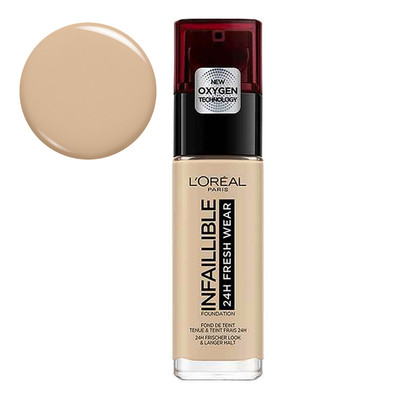 L'ORÉAL PARIS BASE INFAILLIBLE 24H FRESH WEAR - 130 TRUE BEIGE