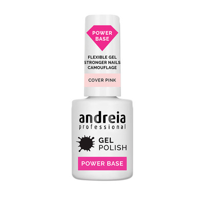 ANDREIA POWER BASE - COVER PINK