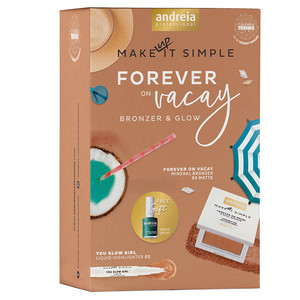 ANDREIA COFFRET FOREVER ON VACAY