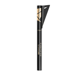 L'ORÉAL PARIS SUPERLINER FLASH CAT EYELINER LÍQUIDO - 01 BLACK
