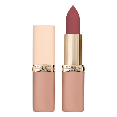 L'ORÉAL PARIS BATOM COLOR RICHE MATTE FREE THE NUDES - 06 NO HESITATI